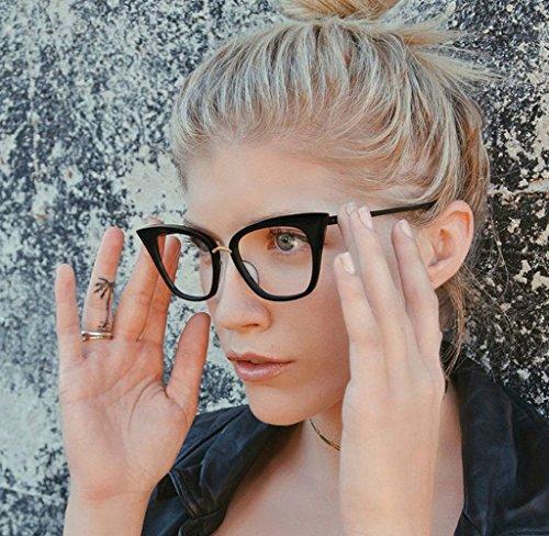Uv400 Protection Lunette Eyewear Ligesaytoy Lunettes Soleil De Sunglasses Mode Unisex Femme Carré H Women Multicolore Polarisées z86znvr