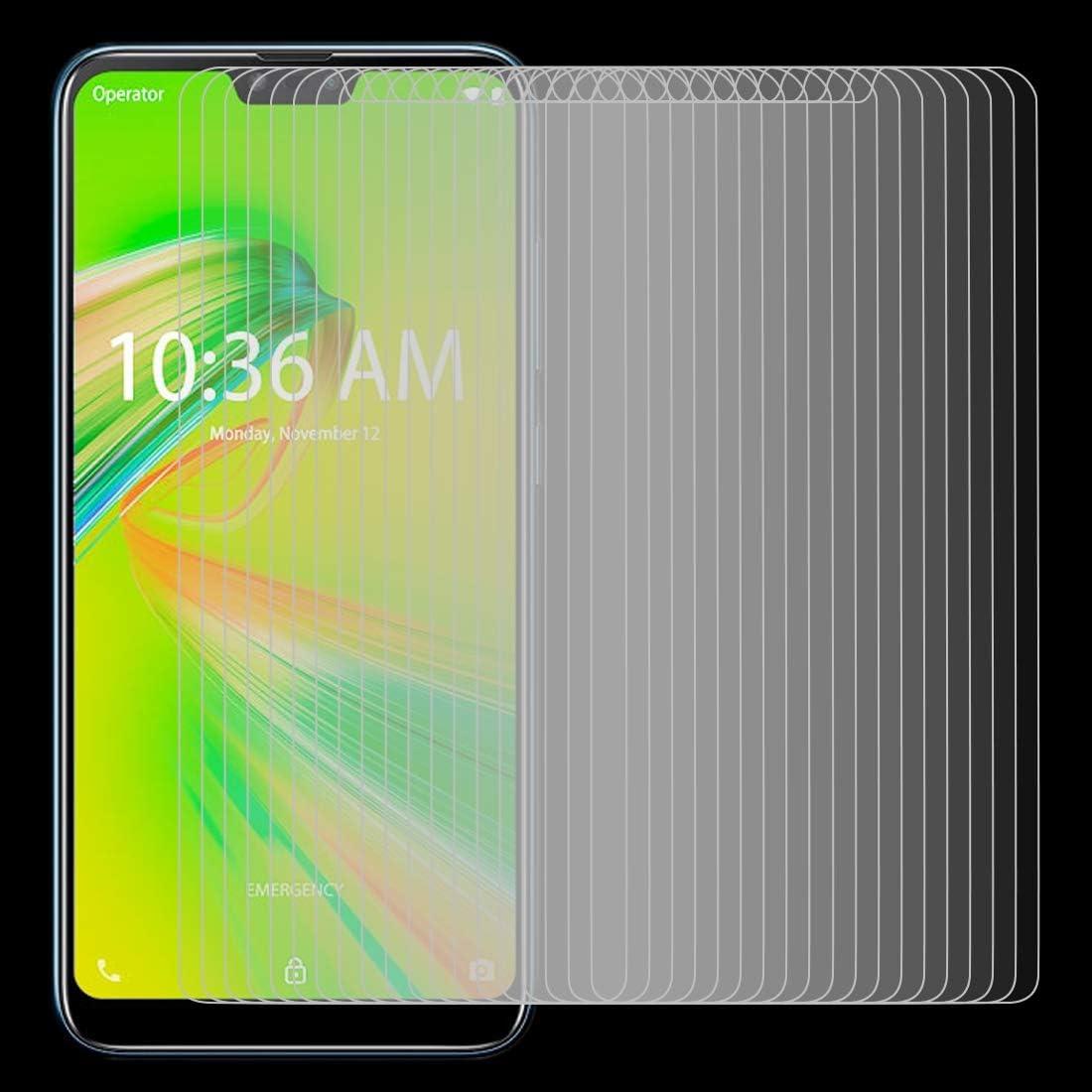 M2 Zenfone Max Shot ZB634KL Tempered Glass Film ZB634KL AFANG 100 PCS 0.26mm 9H 2.5D Tempered Glass Film for Asus Zenfone Max Plus
