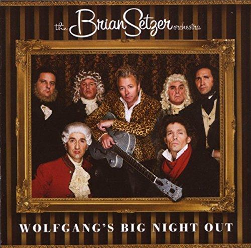 Big Night Cd - Wolfgang's Big Night Out