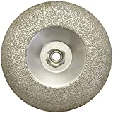 Brazed Concave Grinding Cup - Extra Coarse 7'' x 5/8''-11