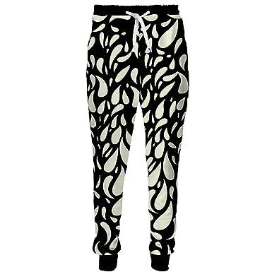 UK-PEIJIAN Pantalones Largos 3D Hombres Ramen Noodle Pantalones de ...
