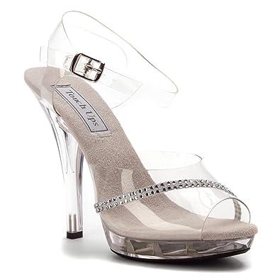 ccd76493598 Amazon.com  Touch Ups Women s Lolita Heels