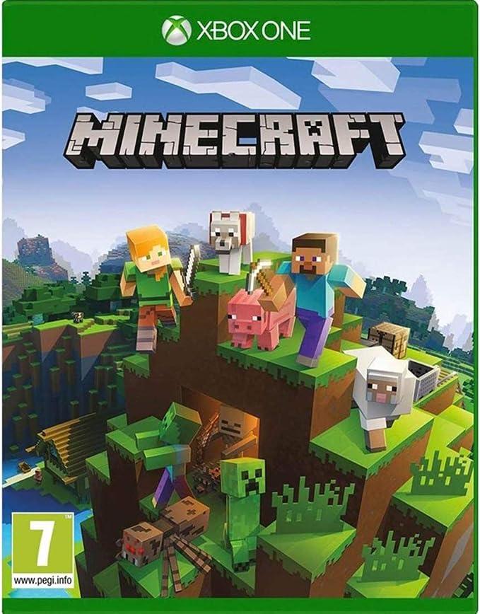 Xbox One Minecraft Game - Xbox One [Importación inglesa]: Amazon ...