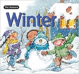 Amazon.com: Winter (The Seasons) (9780764127311): Nuria Roca: Books