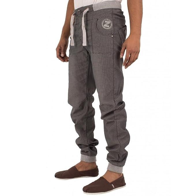Funda nuevo para hombre pantalones vaqueros para hombre Enzo ...