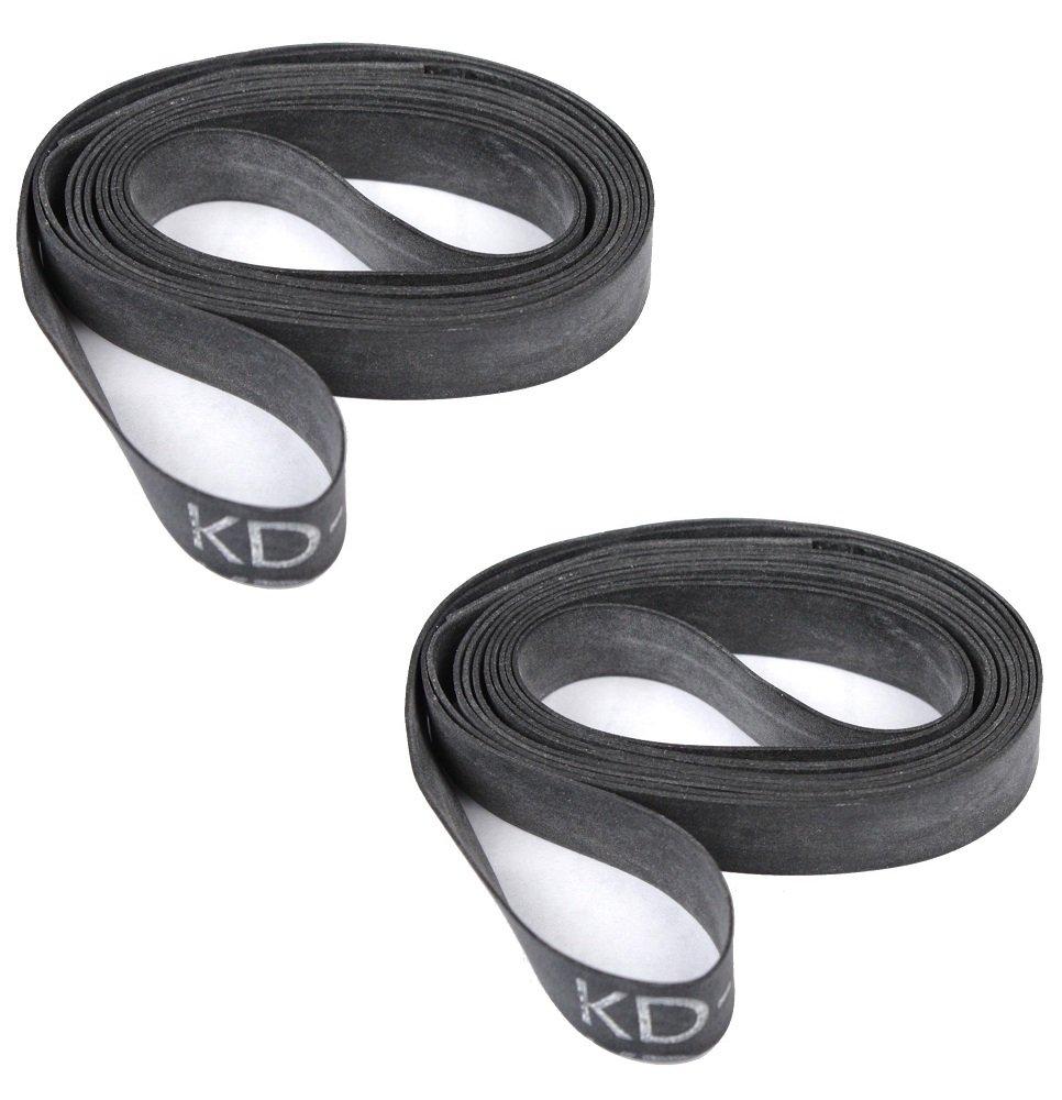 Kenda Bicycle Rubber Rim Strips (Sold as Pair)