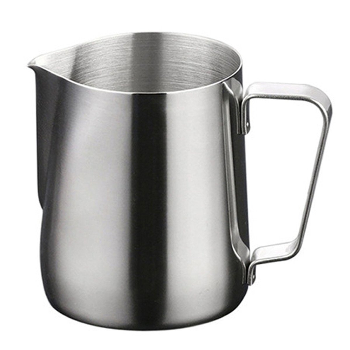 34 OZ Kitchen Stainless Steel Milk Frothing Pitcher Jug Espresso Latte Coffee Creamer Frothing Steaming Pitcher Cup,1000ml by LKXHarleya