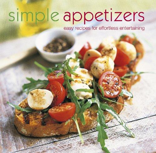 Simple and easy appetizers recipes