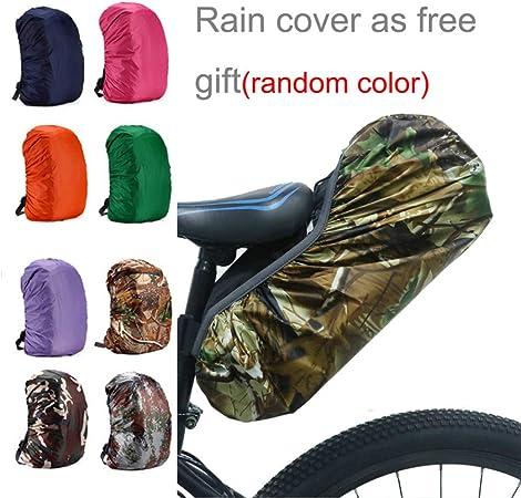NEWBOLER 2018 Bike Bag Bicycle Saddle Tail Seat Waterproof Storage Bags Cycling