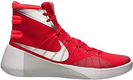 Nike 2015 Women's Hyperdunk-red-Size