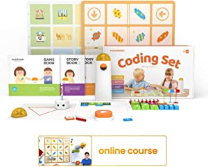 Matatalab Coding Set Home Edition STEM Toys for Kids Aged 4+(Bluetooth Version, Family)