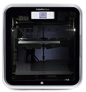3D Systems 401734 CubePro Duo 3D Printer: Amazon co uk: Electronics