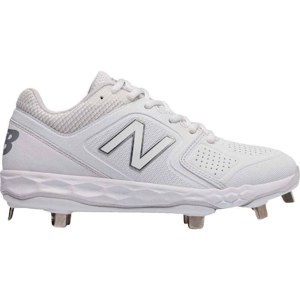 (ニューバランス) New Balance レディース 野球 シューズ靴 New Balance Fresh Foam Velo 1 Metal Fastpitch Softball Cleats [並行輸入品] B07HMRCH4V 8.5-Wide
