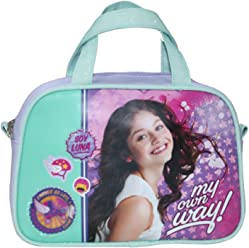 22c8c9105c7 Soy Luna BAG HAND BAG Disney beauty case with flap. bag hand bag backpack  soy