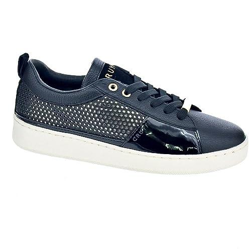 Cruyff Classics Sylva Xtreme - Zapatillas Bajas Mujer Negro Talla 41: Amazon.es: Zapatos y complementos