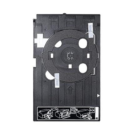 Amazon com: Gen's CD/DVD Print Printer Printing Tray for
