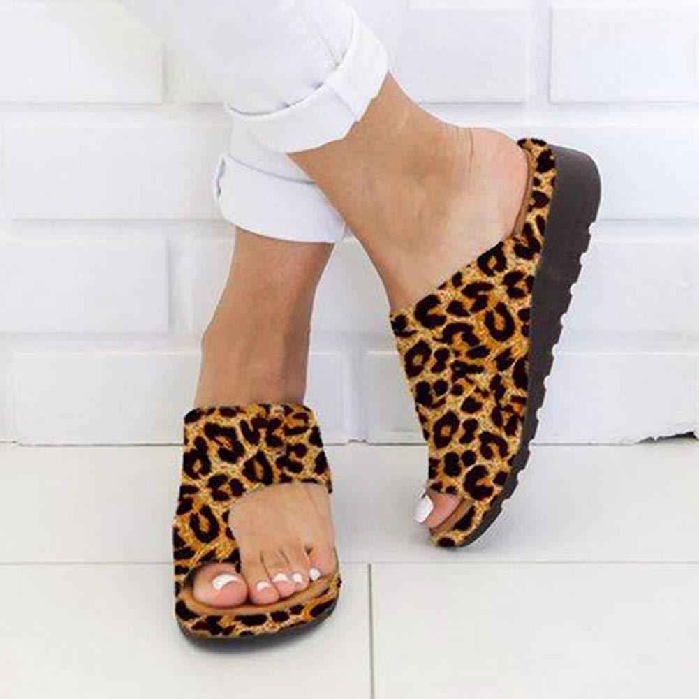 Running Pet Women Sandals Women Comfy Platform Sandal Shoes Ladies Shoes Summer Beach Travel Shoes Fashion Sandals Comfortable Roman Slippers Peep Toe Sandals