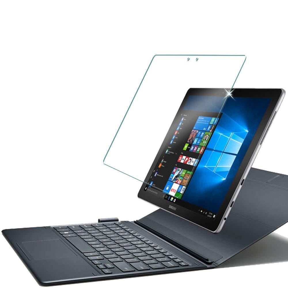 TECHGEAR® Samsung Galaxy Libro de 10,6, Glass Edition Genuine Tempered Glass Screen Protector Guard Cover (Galaxy Libro 10.6