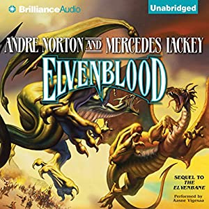 Elvenblood Audiobook