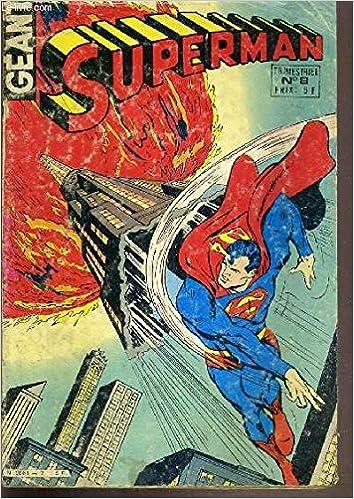 Livre De Telechargement De Livres Kindle Superman Geant N