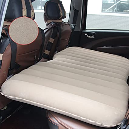 Amazon Com Single Bed Inflatable Mattress Back Seat Sedans And