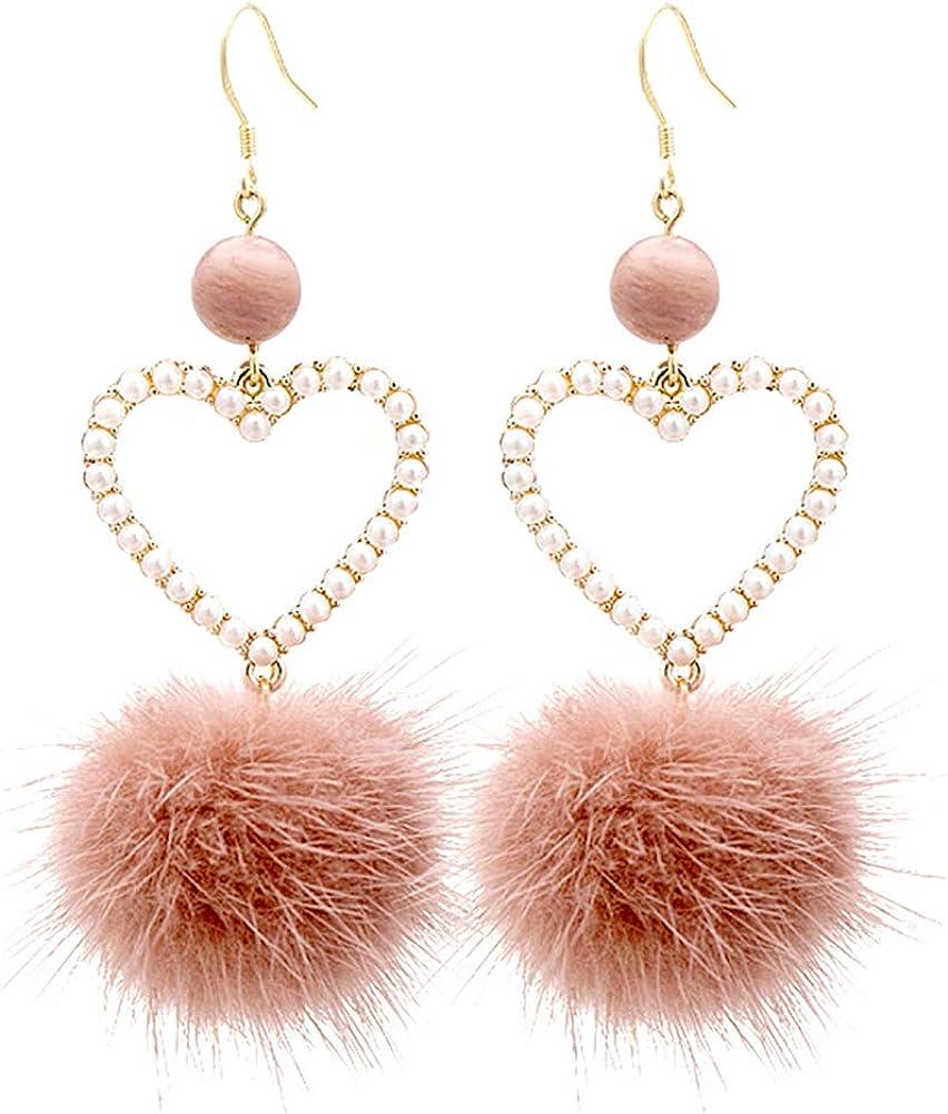 PomPom Earrings
