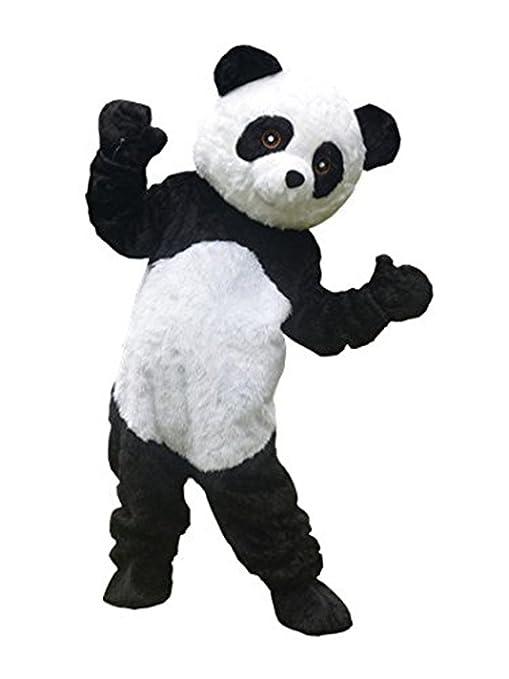 Profesional oso panda mascota disfraz adulto disfraz de ...