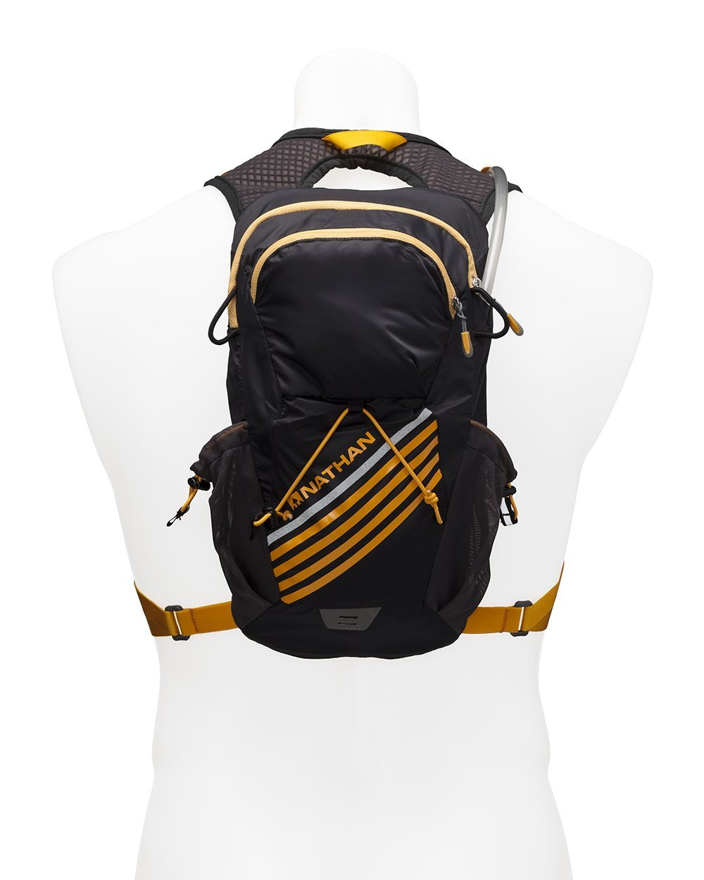 Nathan Firestorm Race Vest Hydration Pack, 2-Liter, One Size, Nathan Grey by Nathan