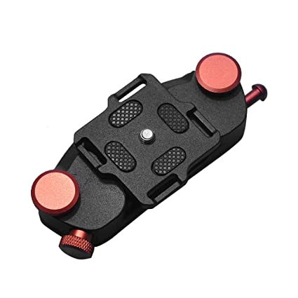 e643198341e Flyhigh Camera Waist Spider Belt Holster Button Mount Clip 1 4