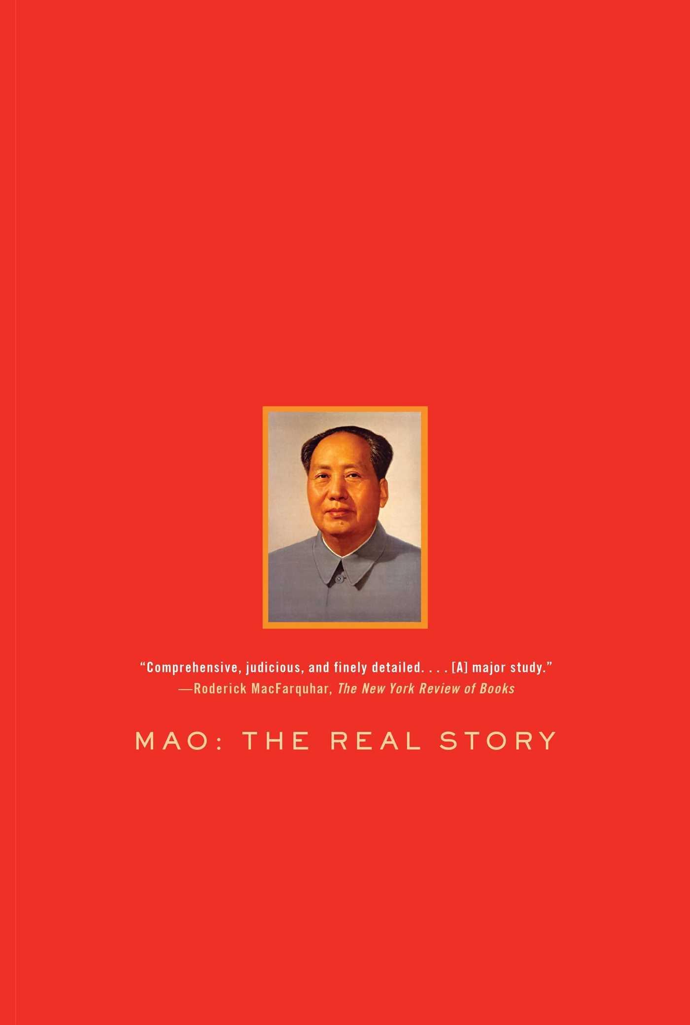 Amazon: Mao: The Real Story (9781451654486): Alexander V Pantsov,  Steven I Levine: Books