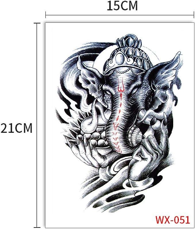 Tatuaje apliques brazo encaje águila Sun Wukong geisha tatuaje ...