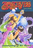 Front cover for the book 3x3 Eyes: Summoning of the Beast by Yuzo Takada