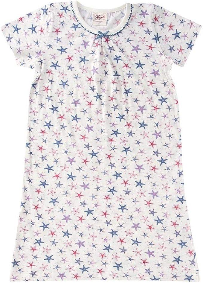 People Wear Organic Mädchen Nachthemd eine Bio-Baumwolle