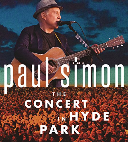 Paul Simon - The Concert In Hyde Park (2cd/1dvd) - Zortam Music