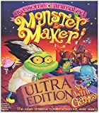 Awesome Animated Monster Maker Ultra (Jewel Case)