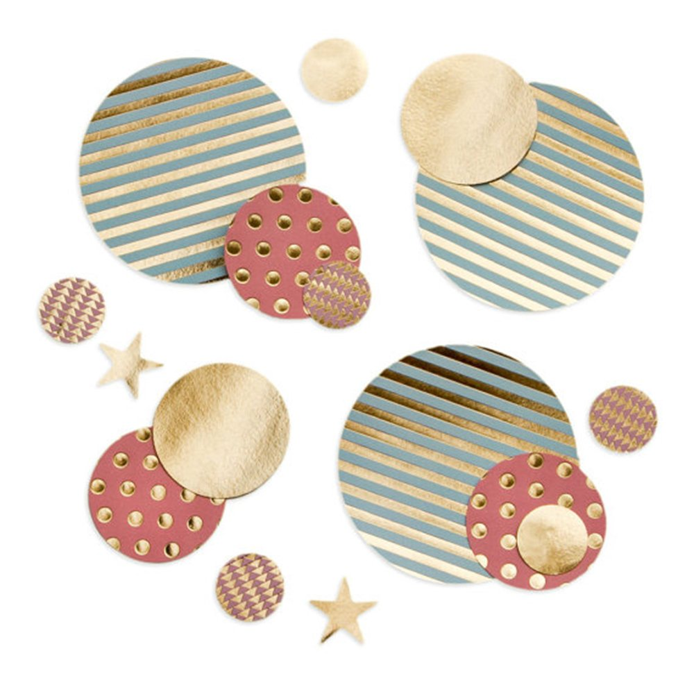 Monkey Home A Variety of Paper Fans Party Fans,8 Decorative Fans Colourful