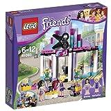 Lego Friends 41093 - Heart Lake hairdresser [German Version]