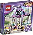 Lego friends 41093 jeu de construction le salon de for Salon de coiffure lego friends