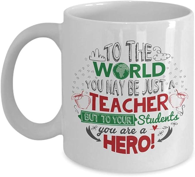 com to the world you be just a teacher inspirational