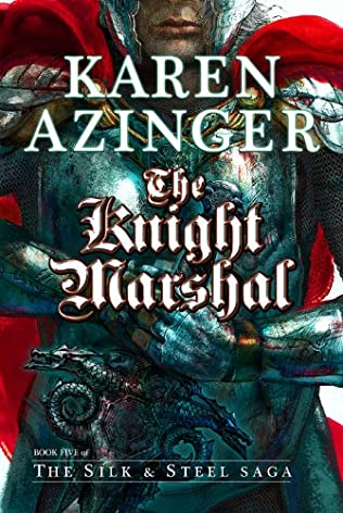book cover of The Knight Marshal