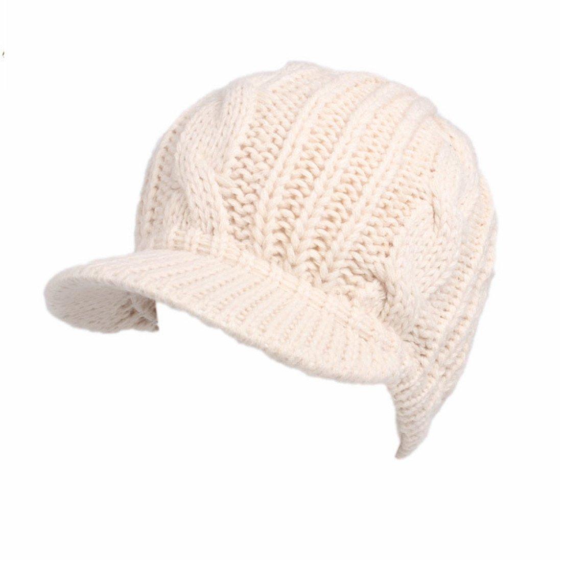 Gorro de punto/Beret/100-dimensional hat/caliente tejer boina ...