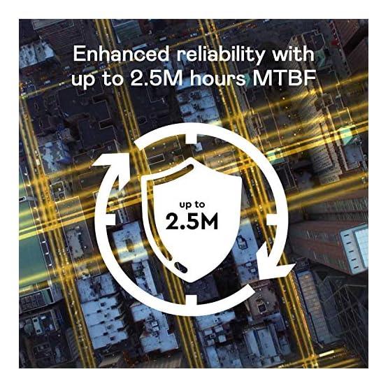 """WD Gold 10TB Enterprise Class Internal Hard Drive - 7200 RPM Class, SATA 6 Gb/s, 256 MB Cache, 3.5"""" - WD102KRYZ 61T5b0vUtjL. SS555"""