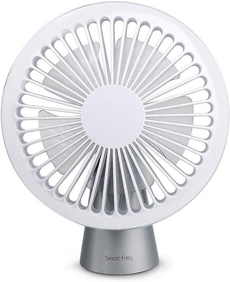 Welltop Portable Handheld Fan USB Mini Fan Battery Operated Cooling Fan Desktop