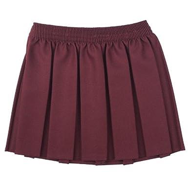 afcf8398012 think-louder école Jupe Filles pli Uniforme Toutes Les Couleurs Tailles   Amazon.fr  Vêtements et accessoires