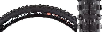Maxxis Minion DHR II 26X2.3 Bk Folding 3C//Exo//TR Mountain Bike Tire