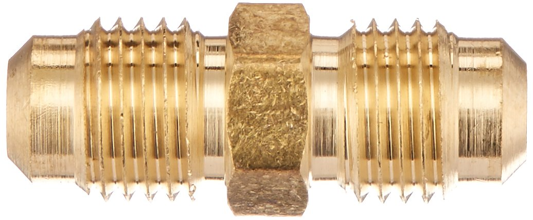 Yellow Jacket 19144 Male Flare Add-A-Hose Coupler 1//4 1//4 Fotronic Corporation