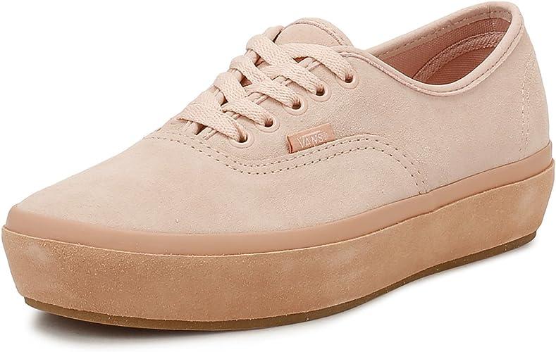 Vans Herren Sneaker Suede Outsole Authentic Platform 2.0 SNE