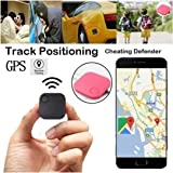 1PC Multifunctional BT GPS Tracker Car Real Time Vehicle GPS Trackers Tracking Device GPS Locator for Children Kids Pet Dog(Color Random)