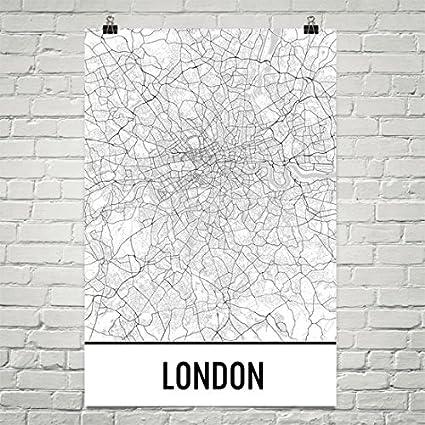 Amazon Com London Poster London Art Print London Wall Art London