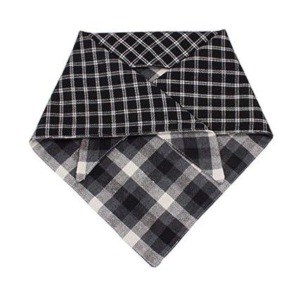 Toalla saliva perro Bufanda del perro de la toalla del animal doméstico, estilo clásico de la tela ...